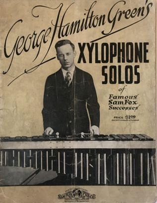 George Hamilton Green's Xylophone Solos